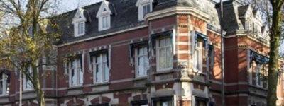 Het pand van Florencius in Haarlem